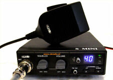 CB MOBILE RADIO MULTI-STANDARD CRT S-MINI
