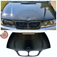 BMW E46 M3 STYLE FRONT BUMPER KIT W// MESH W// HM FOG LIGHT COVERS 00-06 COUPES