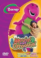 Barney - Movin' and Groovin' - DVD By Barney - VERY GOOD