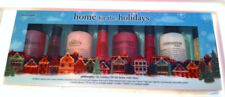 NIB PHILOSOPHY Home for the Holiday Gift 8 Pc SET Shower Gel Lip Shine Gloss NEW
