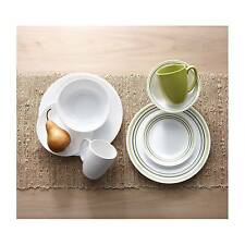 World Kitchen - Winter Frost Dinnerware 16-piece Set