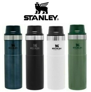 STANLEY CLASSIC TRIGGER ACTION TRAVEL FLASK VACUUM BOTTLE MUG HOT & COLD THERMOS
