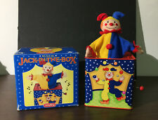 MUSICAL JACK-IN-THE-BOX / SCHYLLING / OB