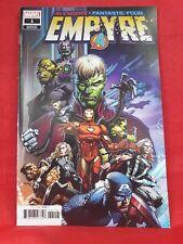 Empyre #1- David Finch Variant, Avengers, Fantastic Four, 1St Print, 2020, Vf/Nm