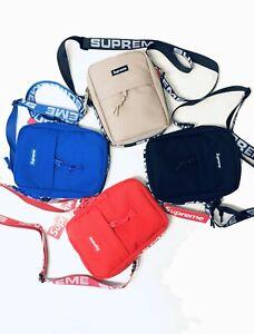 Supreme Crossbody SS18 Messenger Shoulder Bag Fanny Pack Waist Bag