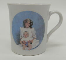 The Princess of Wales and Prince William Photo Coffee Mug – Made in England