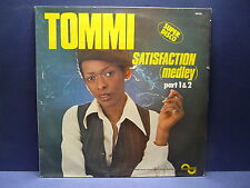 "MAXI 12"" TOMMI Satisfaction ( ROLLING STONES ) 69691"