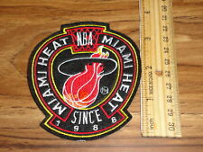 MIAMI HEAT SINCE 1988- 3 1/2 INCH PATCH SWEET