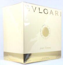 BVLGARI Bulgari Pour Femme 100ml EAU DE PARFUM EDP & Original Verpackt