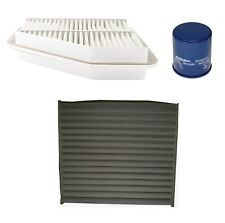 Engine Oil Air Paper Cabin Filter Kit ACDelco Pro For Pontiac Vibe Scion xB L4
