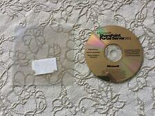 Microsoft SHAREPOINT PORTAL SERVER 2001 - Copia di valutazione-Software vintage.