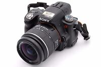 Sony Alpha SLT-A55 16.2 MP Digital SLR Camera - Black-Kit w/ DT SAM 18-55mm Lens