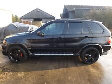 E53 BMW X5 4.6is BREAKING - SAPPHIRE BLACK - 4.4 3.0i 3.0d ALL PARTS M57 M62