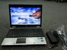 HP Pro Laptop Elitebook 8440P Intel i5 4gb 500gb HD DVD Wifi Windows 7 Home