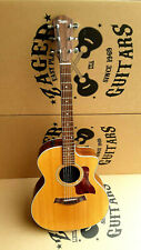 "Taylor 214CE Deluxe Acoustic Electric Guitar, ""Easy Play"" made, rare! #6270"