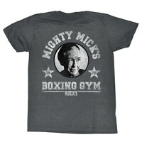 ROCKY BALBOA MIGHTY MICKS BOXING GYM SYLVESTER STALLONE MOVIE T TEE SHIRT S-2XL