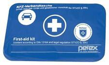 Verbandtasche Inhalt nach DIN 13164 blau