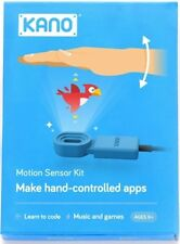 Kano Computer Motion Sensor Kit Os Make Hand-Controlled Apps Learn to Code New