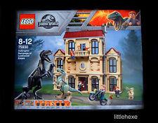 LEGO Jurassic World 75930 Indoraptor-Verwüstung des Lockwood Anwesens NEU/OVP