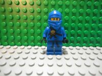 Lego mini figure Blue ninja ninjago Jay NEW