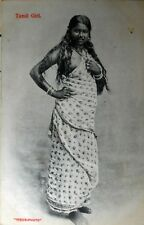 Postkarte Antike Indes