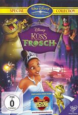 Küss den Frosch - Special Edition - DVD  - NEU/OVP - Walt Disney