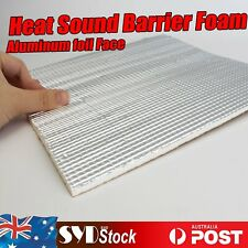 40Sqft Auto Van Sound Deadening Underlay Insulation Block Heat Thermal Aluminum