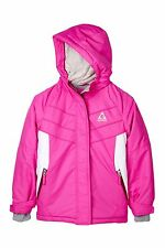 Gerry Girls XS 6/7 Elery Insulated Jacket JG3203 Winter Coat Snowboard Ski Pink