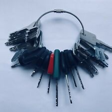 26 Keys Heavy Equipment / Construction Ignition Key Set