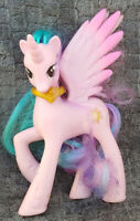 G4 My Little Pony Princess Celestia Pink Brushable Figure Hasbro MLP FiM