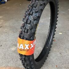 1x Maxxis Maxx Enduro Pro 90/90-21 54R New Front tyre E Marked FIM Approved