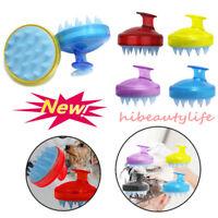 SILISCRUB - New The Silicone Shampoo Brush Hair Washing Brush Dropshipping hi