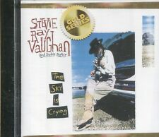 STEVIE RAY VAUGHAN  AND DOUBLE TROUBLE - THE SKY IS CRYING - CD
