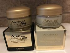 Avon Anew Ultimate Day & Night Multi-Performance Cream Travel Size .5 oz. SPF 25