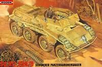 Roden Sd.Kfz.234/3 8-Rad Panzerkanonenwagen 1:72 Model Kit