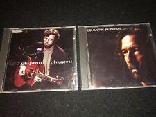 ERIC CLAPTON Lot • Unplugged   Journeyman