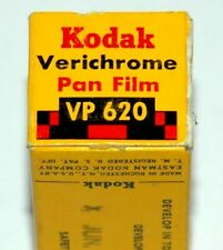 KODAK 620 VERICHROME PAN FILM-- VINTAGE AND COLLECTIBLE!