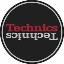 Technics 60657 Pair Slipmat Duplex 2 Style Original / Brand New