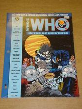 WHO'S WHO IN THE DC UNIVERSE #8 1991 APR VF DC US MAGAZINE LOBO GREEN LANTERN