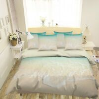 3D Clear Beach 604 Bed Pillowcases Quilt Duvet Cover Set Single Queen King AU
