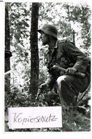 WW 2 Russland Feldzug 22.08.42 Kampf um den Wald von Kolodesi  PK 693