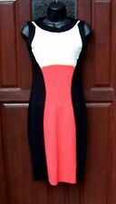 JUS D'ORANGE DRESS SLEEVELESS MULTICOLOR JERSEY SEXY NWOT SZ S clubwear