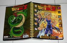 Album DRAGON BALL Z SERIE ORO Lamincards Completo 150 Stickers Edibas Dragonball