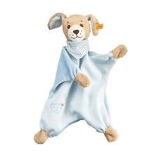"""STEIFF® 239694 - Baby Gute-Nacht-Hund Schmusetuch Teddybär """"Knopf im Ohr"""" 30 cm"""