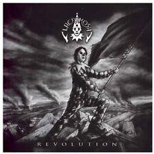 Revolution - Lacrimosa (2012, CD NUOVO) 7273619753268