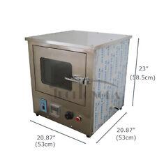 Rotational Pizza Oven Machine 110V Food Heat Cook One Set Kitchen 153132 New