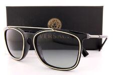 fa5133f11194 Versace Designer Metal Plastic 100% UVA UVB Women s Sunglasses for ...