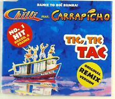 Maxi CD - Chilli - Tic, Tic Tac (Original Remix Version) - A4225