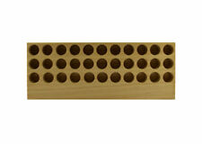Scm America Wooden Da180 Collet Tray With 33 Slots