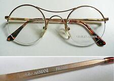 Giorgio Armani montatura per occhiali vintage frame NOS anni '90